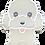 Thumbnail: White Poodle