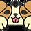 Thumbnail: Dog Print Tag