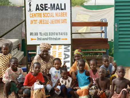 Children in Mali Don't Have Their Basic Needs Met