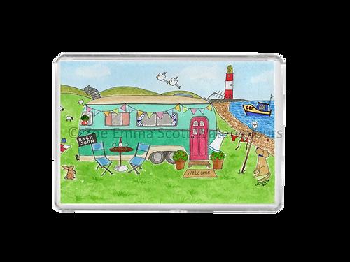 Home Is Where You Park It Caravan Camper