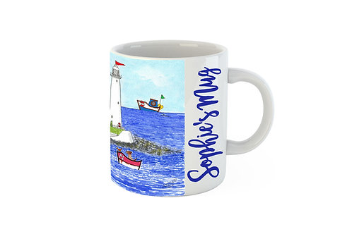 Personalised Mug - Choose Own Text