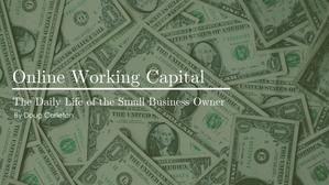 Online Working Capital