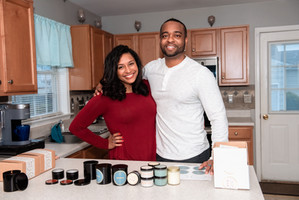 Hand-Poured Candle Business Was Business Owners' Saving Grace