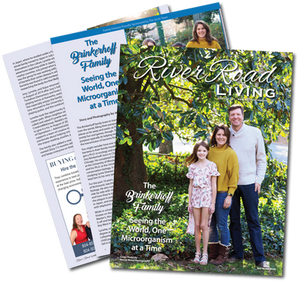 River Road Living Feature - The Brinkerhoff Family
