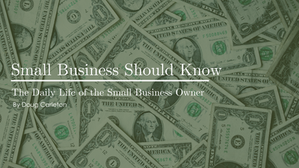 Small Business Should Know