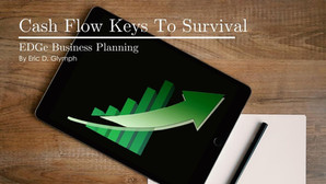 Cash Flow Keys To Survival