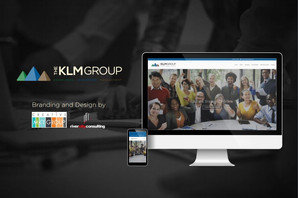 Richmond BizSense: Rebranding and Marketing Project for The KLM Group