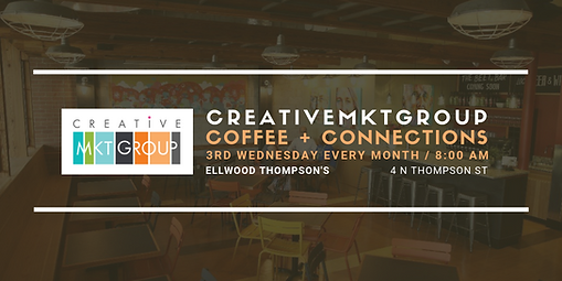CreativeMktGroup Coffee + Connections (1