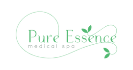 Pure Essence Med Spa Logo_CreativeMktGro