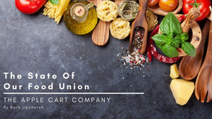 The State Of Our Food Union