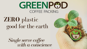 Local Coffee Roaster Creates Eco-friendly Coffee Pods