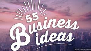 Entrepreneur.com 'Need a Business Idea? Here Are 55.'