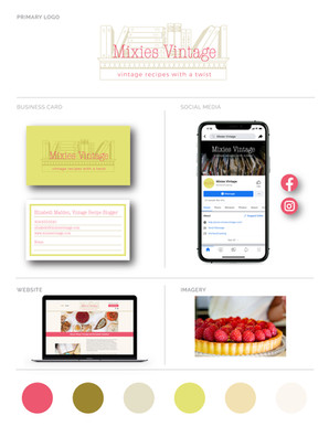 Client Feature: Mixies Vintage