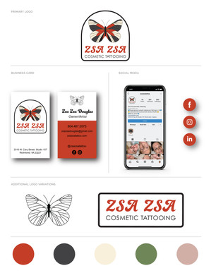 Client Feature: Zsa Zsa Cosmetic Tattooing