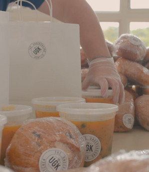 Richmond Supper Club Creates A Community First Project To Distribute Meals To People And Families In