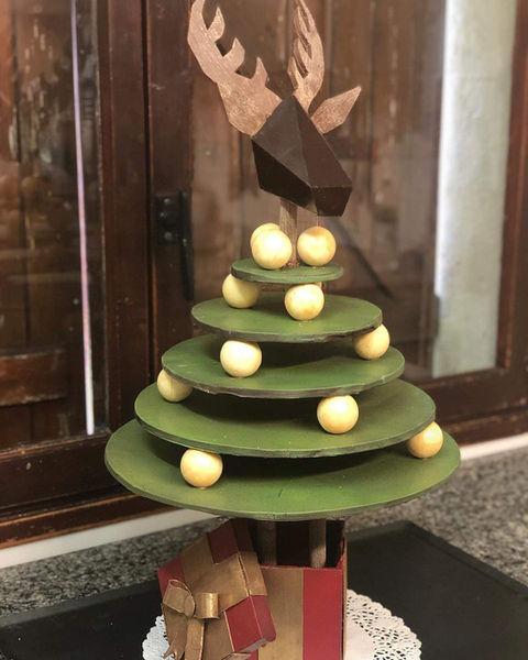 Pièce créative Noël 2019