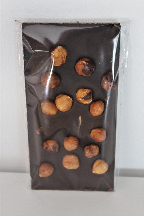 Tablette Chocolat Noir Noisette