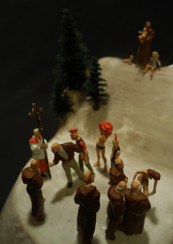 Land(e)scape III (detail)