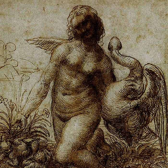 Croquis_bertholon_leda_d'après_Vinci_2_10X10