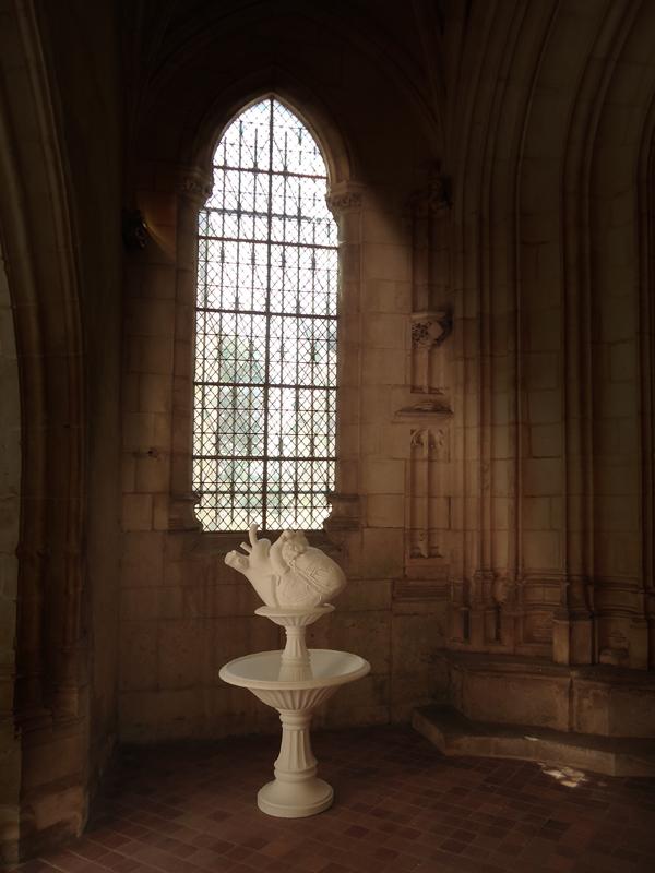 Fountain of Love (white version)