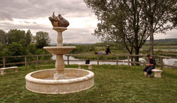 Fountain of love Gd Parc Miribel NWS