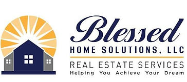 blessed home solutions logo
