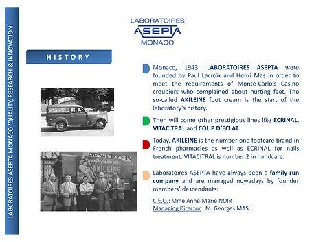Laboratoires ASEPTA Presentation ENG2p.j