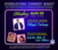 OBC COLLAB_EVERLOVING COMEDY NIGHT_PATRI