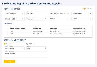 Fleet- Service and Repair