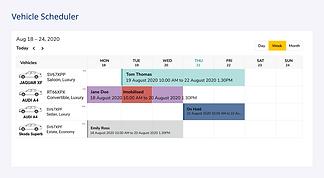 Intelligent Vehicle Scheduling