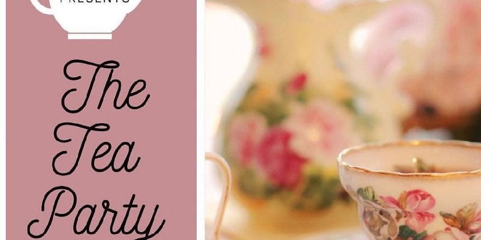 ArtCan Tea Party