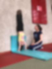 Акробатика для детей Сокольники