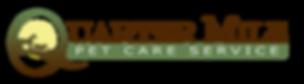 Quarter Mile Care New Logo