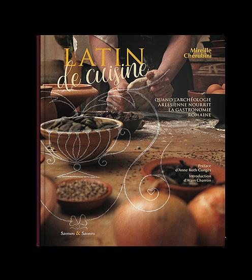 Latin de cuisine, livre de recette de cuisine romaine Taberna Romana