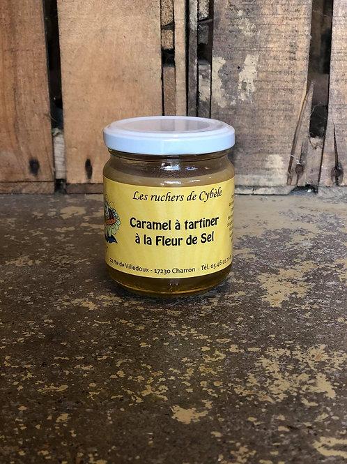Caramel fleur de sel au miel
