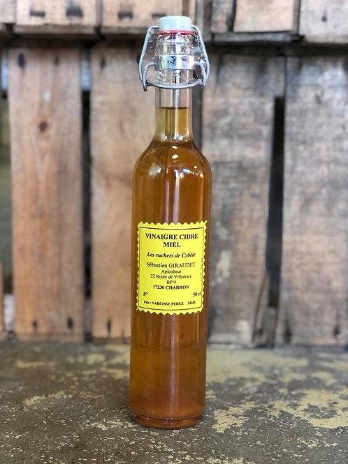 Vinaigre de cidre de miel