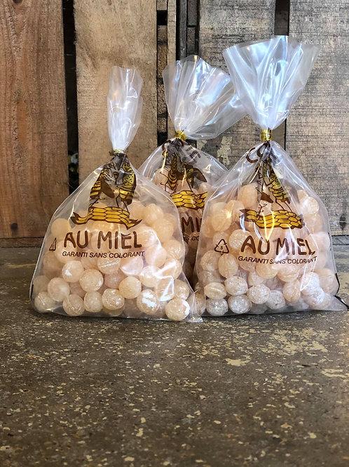 Bonbon miel eucalyptus