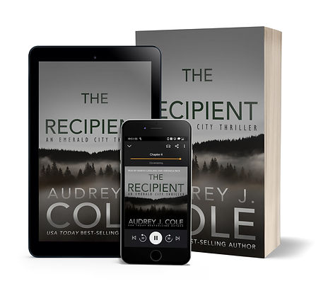 The Recipient - Paperback ebook and audi