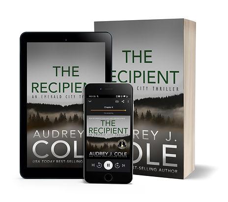 The Recipient - Paperback ebook and audi