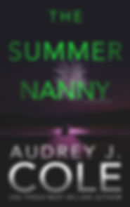 The Summer Nanny - 2020 eBook Cover V1.0