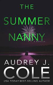 The Summer Nanny - 2020 eBook Cover V1.0