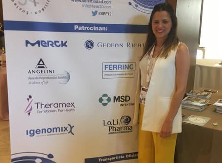 Participación en la VII Reunión Nacional de Grupos de Interés de la Sociedad Española de Fertilidad