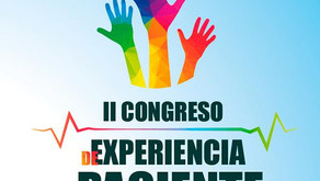 Participación en el II Congreso de Experiencia del Paciente