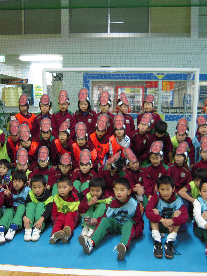 2010 正木コーチ誕生日おめでとう