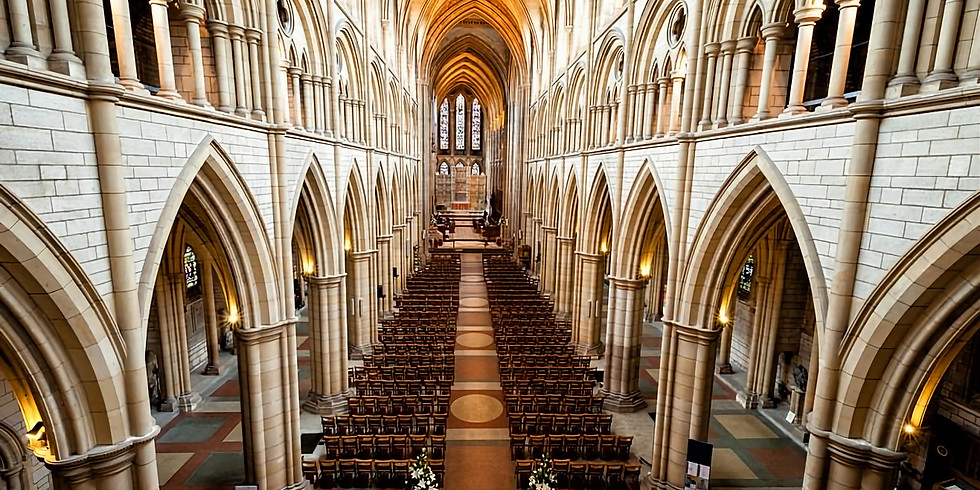 Sung Eucharist at Truro Cathedral