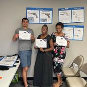 CCW Class Certificates