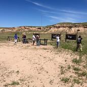Gun Safety Outdoor Shooting Range