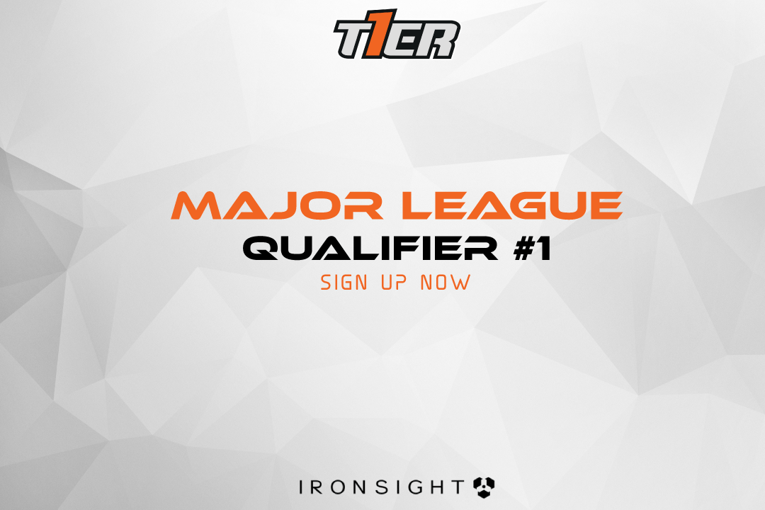 How The Ironsight Major League Qualifiers Work and How To