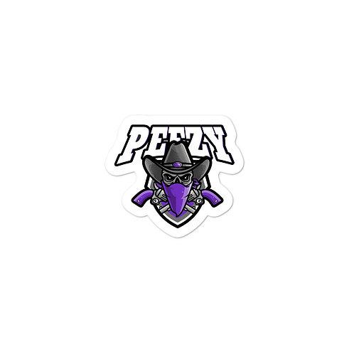 Peezy Outlaw Sticker