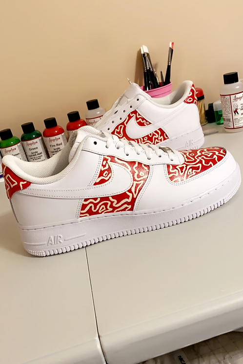 Geography Air Force 1's